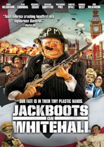JACKBOOTS ON WHITEHALL Comes Home