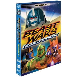 CONTEST!!!  Win TRANSFORMERS: BEAST WARS!!!