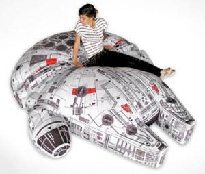 AN OPEN LETTER TO THE PERSON WHO HAS NOT MADE The Millennium Falcon Beanbag Bed Available To The World