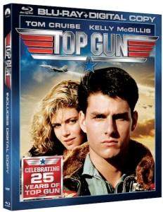 Happy 25th Maverick!  TOP GUN Comes To Blu-ray!