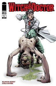 Preview of Image Comics' WITCH DOCTOR #1