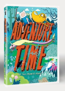 ADVENTURE TIME Arrives on DVD!