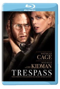 CONTEST!!!  Win TRESPASS on Blu-Ray!