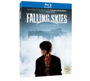 FALLING SKIES Comes Home on DVD & Blu-ray!
