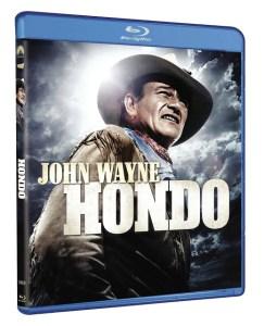 HONDO Heads To Blu-ray, Pilgrim!