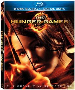 THE HUNGER GAMES Comes to DVD & Blu-ray!