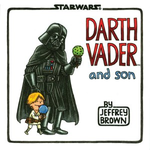 COUNTDOWN TO DAD'S DAY GIFT GUIDE: Day 3- Darth Vader and Son