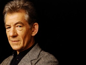 HERE'S A SIR IAN MCKELLEN IMPRESSIONIST Doing A Dramatic Interpretation of the Song 'Baby Got Back'