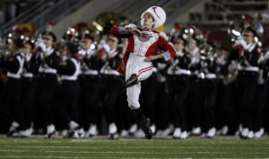 ALL YOUR GOALS ARE BELONG TO US: The Ohio State University Marching Band Puts On A Video Game-Inspired Half-Time Show