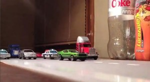 NITRO WARRIORS: A Stop-Motion Animation With Matchbox Cars…Ahhhh, It's So Nice To See That Childhood Isn't Over For Some People