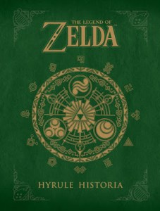 THE LEGEND OF ZELDA: HYRULE HISTORIA  (review)