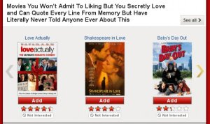 NETFLIX KNOWS WHAT YOU LIKE:  The Embarrassing Truth About Your Netflix Instant Queue
