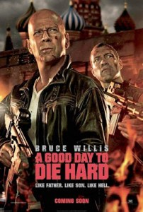 Reviews of Films I Have Never Seen: <br>A GOOD DAY TO DIE HARD – <i>Action Film Blows Up Sets</i>