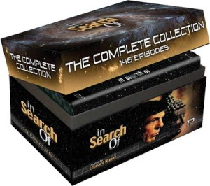 IN SEARCH OF…THE COMPLETE SERIES  (DVD review)