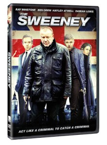 Contest!  Win THE SWEENEY on DVD!