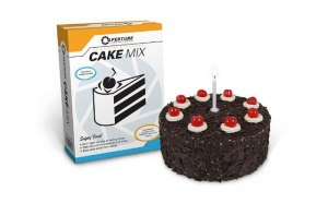 NO LONGER A LIE: The Officially Licensed Aperture Science Cake Mix Is Now Available