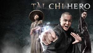 Contest!  Win TAI CHI HERO on Blu-ray!