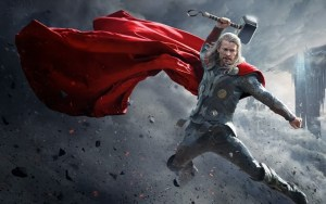 THOR: THE DARK WORLD DVD/Blu Release Includes Limited Edition Print Availability