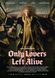 ONLY LOVERS LEFT ALIVE (review)