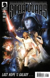 THE STAR WARS #8 (review)