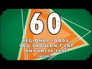 60 Regional Foods You Shouldn't Eat Anywhere Else