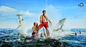 SHARK WEEK Kicks Off Sun. Aug. 10th and The Discovery Channel Wants You To Remember It Via This Epic Ad