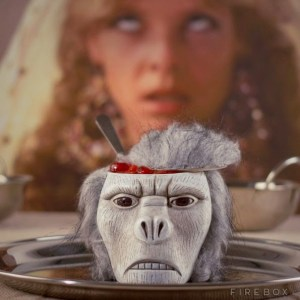 Serve Up A Memorable Dinner Party With the MONKEY BRAINS BOWL