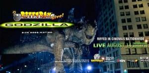 RIFFTRAX LIVE: GODZILLA 1998 (review)