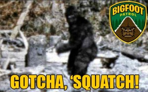 Attention Cryptozoologists!  Kickstart The BIGFOOT PATROL MEMBERSHIP KIT!