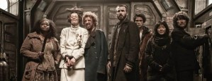 SNOWPIERCER Starring Chris Evans and Tilda Swinton Arrives on Blu/DVD on 10/21