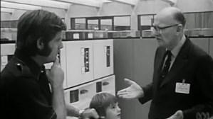 Watch Arthur C. Clarke Predict the Desktop Computer & The Internet in 1974