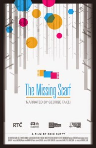 ANIMATION GEEK: George Takei Narrates the Brilliant Animated Short 'The Missing Scarf'