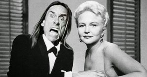 Here's That Iggy Pop/Peggy Lee Mash-up You've Been Wanting