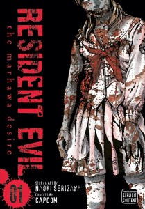 VIZ Unleashes RESIDENT EVIL Prequel Manga Series