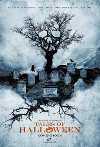 Eleven Directors to Create a New Horror Anthology – TALES OF HALLOWEEN