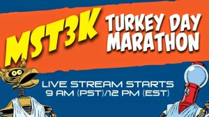 Celebrate Turkey Day with Mystery Science Theater 3000
