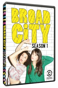 BROAD CITY: SEASON ONE Arrives on DVD December 2nd!