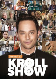 KROLL SHOW: Seasons One & Two comes to DVD on December 9th