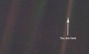 SCIENCE GEEK: Carl Sagan's 'Pale Blue Dot' Gets the Animation It Deserves