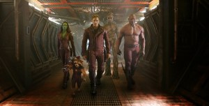 Start Your Thanksgiving Holiday With a Bunch of Clips From GUARDIANS OF THE GALAXY