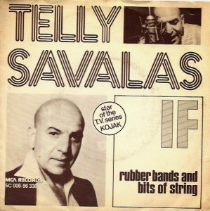 WTF FRIDAY: Telly Savalas Sings 'If' And You Are Going To Love It Baby