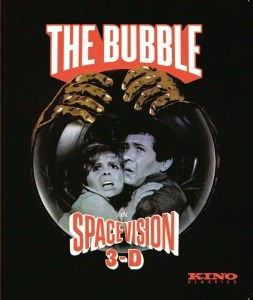 Kino Lorber Releases THE BUBBLE 3-D on Blu-ray