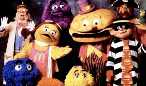 So THAT'S What Happened To Mayor McCheese…