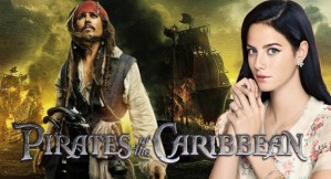 Kaya Scodelario Frontrunner For PIRATES OF THE CARIBBEAN: DEAD MEN TELL NO TALES