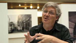 FOG! Chats With Cartoonist SCOTT McCLOUD About 'THE SCULPTOR'
