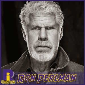 RI COMIC CON 2015 Welcomes RON PERLMAN!