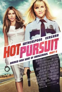 Boston Cinegeeks!  We've Got Passes For HOT PURSUIT With Reese Witherspoon and Sofia Vergara