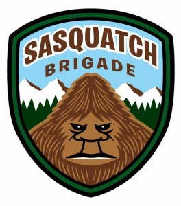 Attention Cryptozoologists! Kickstart The SASQUATCH BRIGADE MEMBERSHIP KIT!