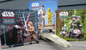 STAR WARS EPIC YARNS: Cozy Classic Trilogy (book review)