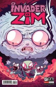 First Look: INVADER ZIM #1